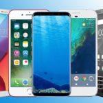 વર્ષ ૨૦૧૭ માં લોન્ચ થયેલા High End Phones