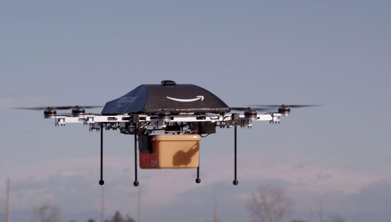 Amazon Prime Air- Amazon's Drone