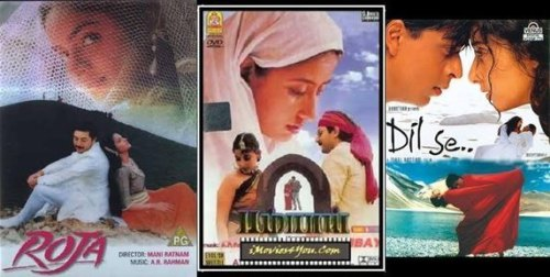 Maniratnam's Political trilogy