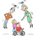 હેલિકોપ્ટર પેરેન્ટિંગ – કાળજી અને કંટ્રોલ બંનેમાં ફરક હોય કે નહીં?