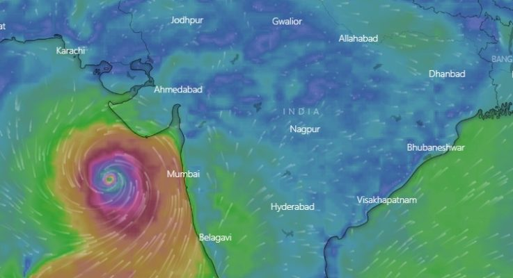 આગાહી: આવતા અઠવાડિયે ગુજરાત પર ત્રાટકી શકે છે વાવાઝોડું